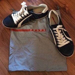 Prada Tennis Shoes